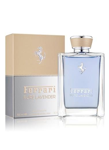 Ferrari Pure Lavender EDT 100 ml Erkek Parfümü Renksiz